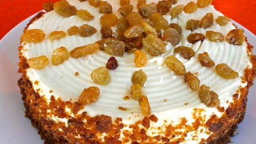 Raisin low price per kg for carrot cake