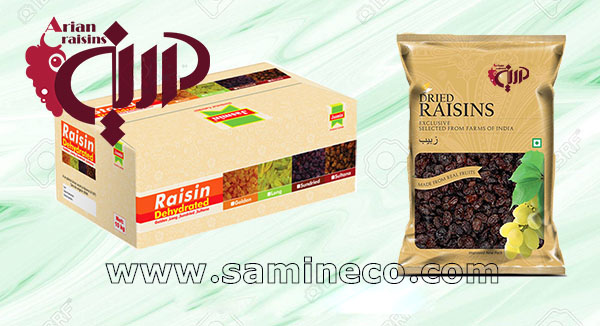 packag raisins