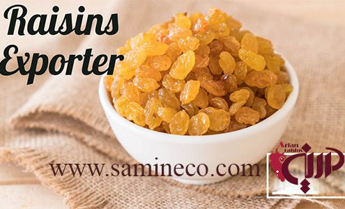 exporters golden raisins